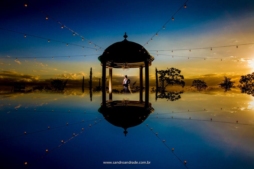 Casamento em Brasilia-DF. Previa da noiva Julieta na Villa Giardini. Sandro Andrade Fotografia