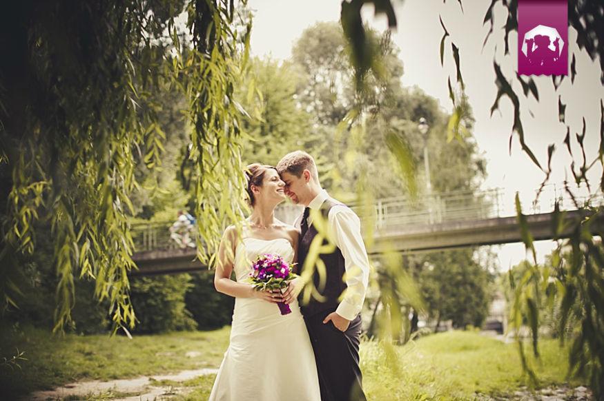 Beispiel: Paarshooting, Foto: Stare Weddings.