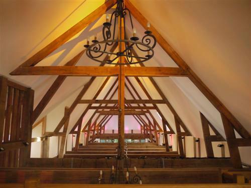 La Salle de Réception - Le Pressoir de Tourgeville