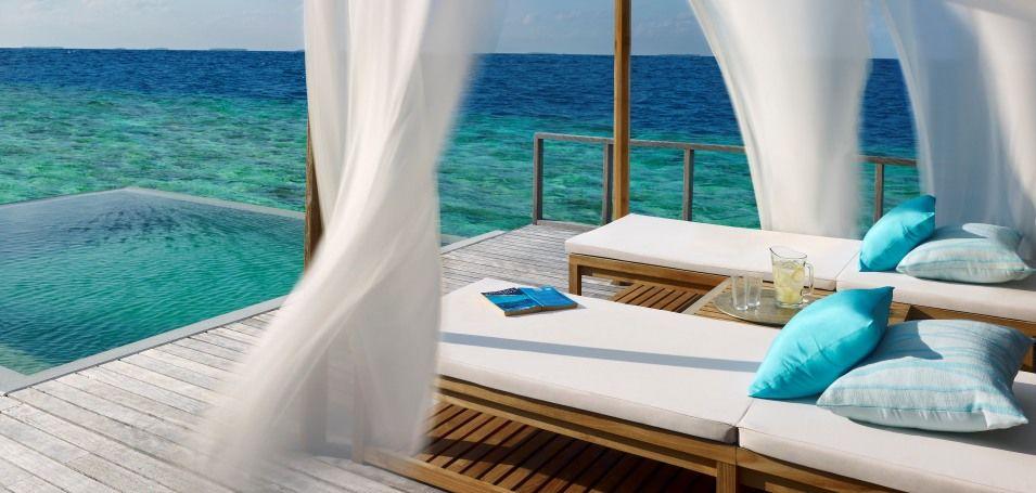 Entspannen und die Zweisamkeit geniessen, Malediven - Dusit Thani