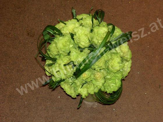 Beispiel: Brautstrauß, Foto: Blumen Weisz.