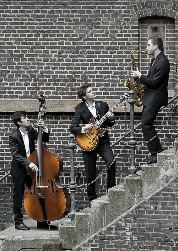 Beispiel: Die Band, Foto: Jazz Appeal.