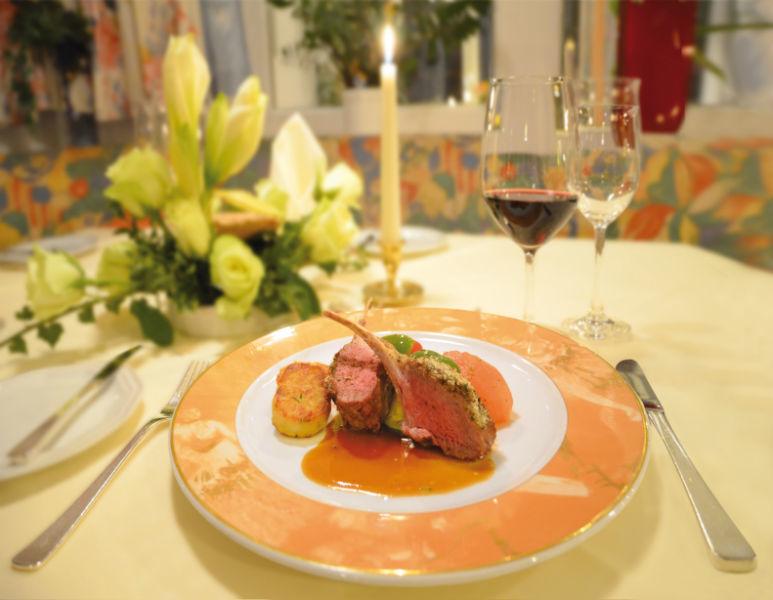 Beispiel: Gastronomie, Foto: AKZENT Hotel Surendorff.