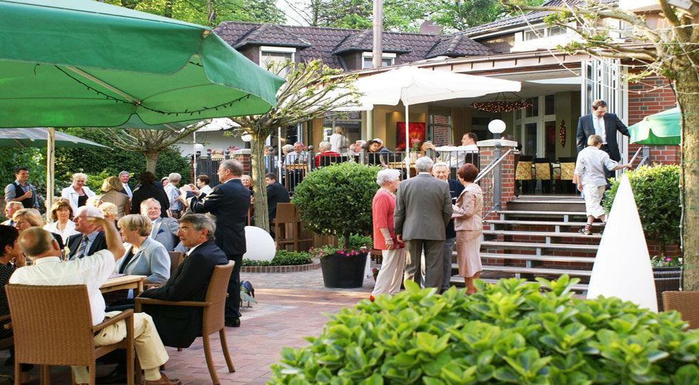 Beispiel: Sommergarten, Foto: Hotel Robben.