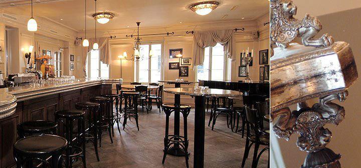 Beispiel: Impressionen der Bar, Foto: Hotel Bären Langenthal.