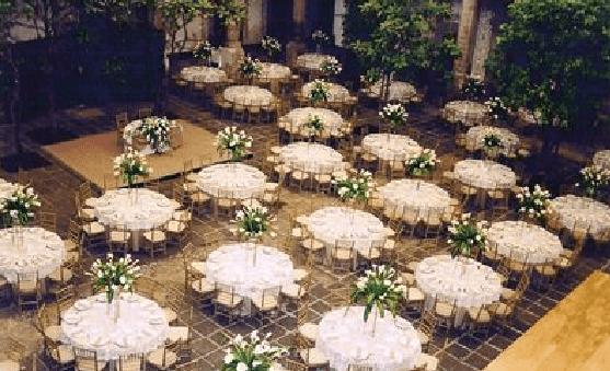Los mejores recintos a tu disposición para el banquete de tu boda - Foto Dans le monde