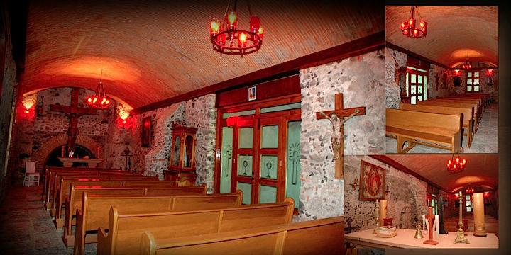Ex Hacienda Santo Cristo
