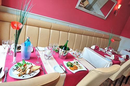 Beispiel: Restaurant, Foto: AKZENT Hotel Goldene Krone.