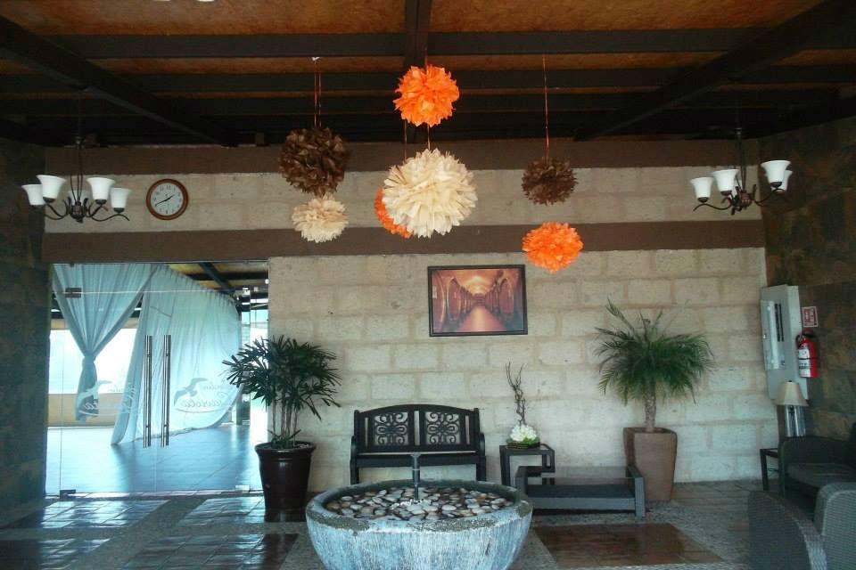 Jard n gaviota bodas for Salon villa jardin morelia