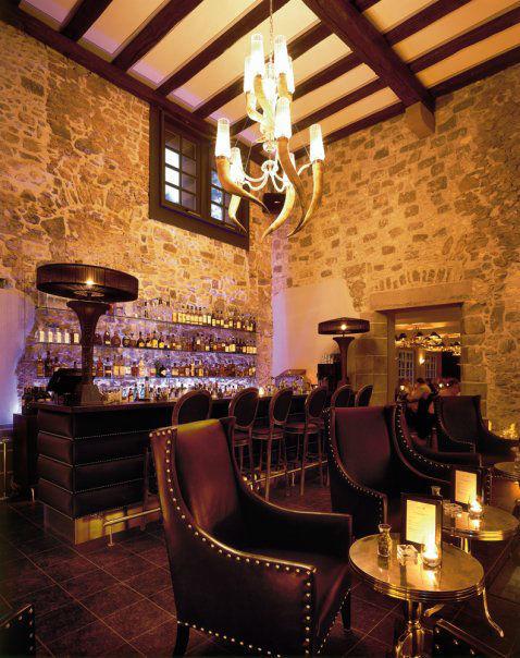 Beispiel: Hotelbar, Foto: Gerbermühle.