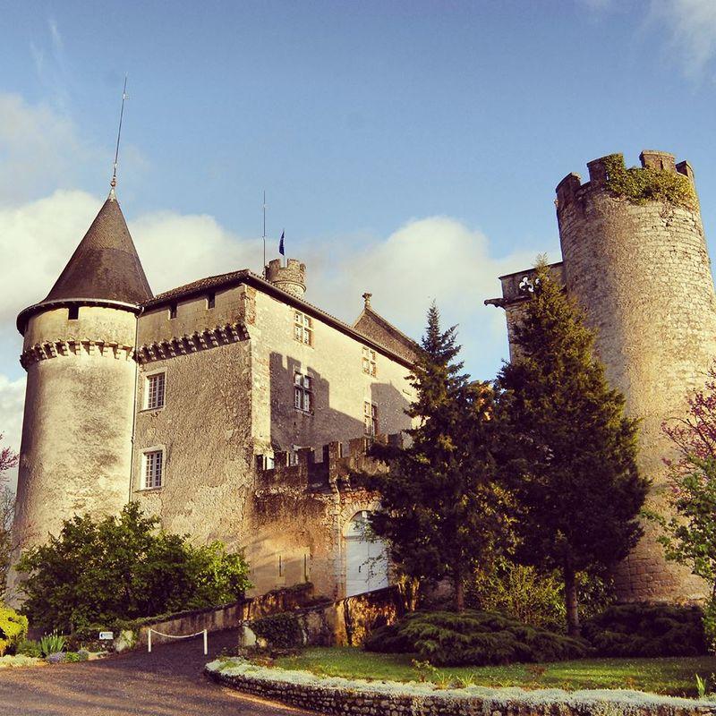 Château de Mercuès