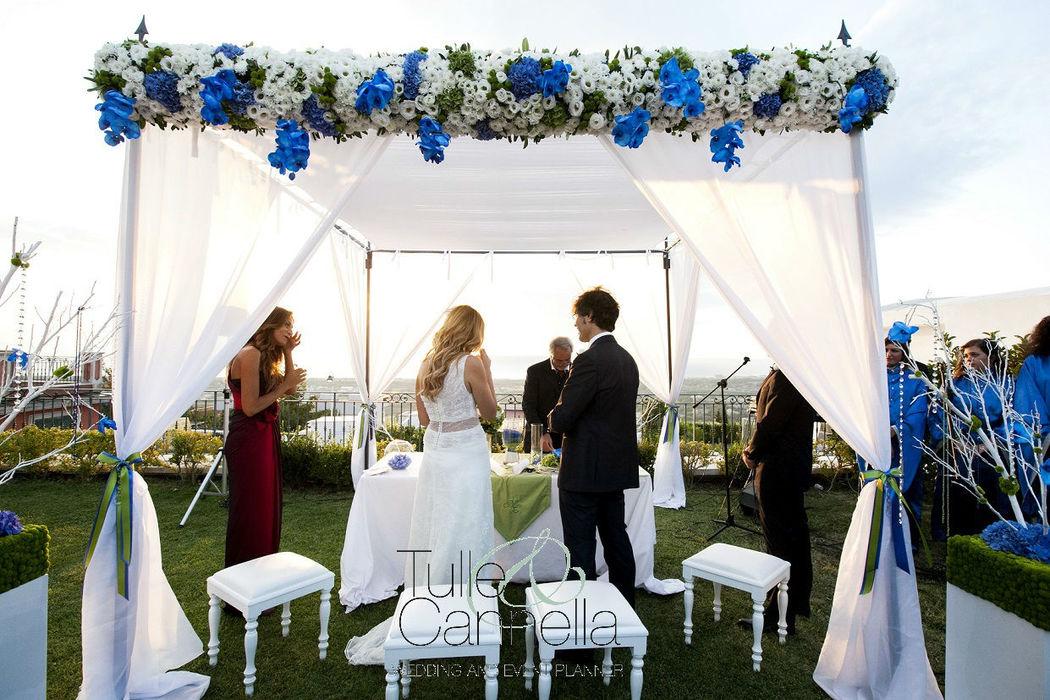 Matrimonio Napoli Cerimonia Simbolica Sposi Nozze Emozioni