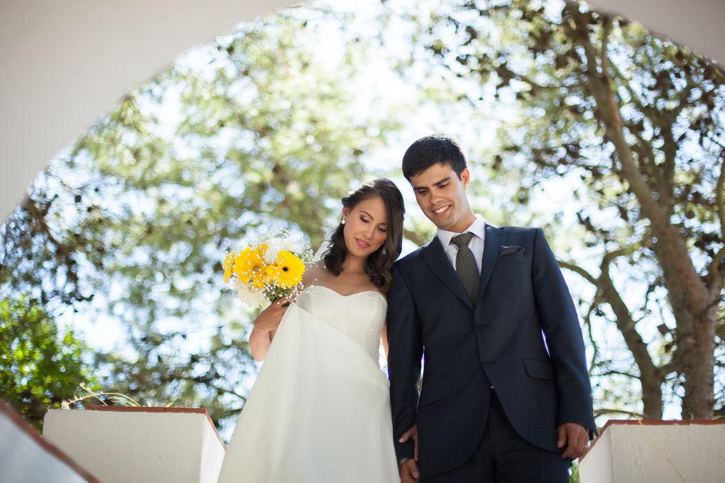 Bruna e Miguel