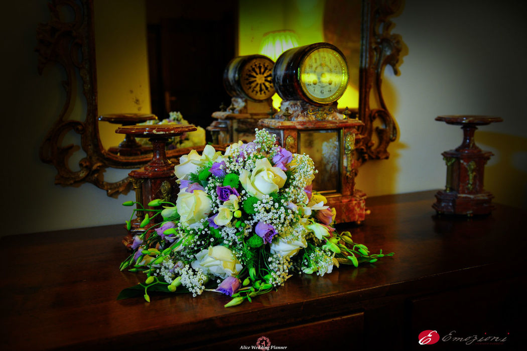 Bouquet Alice Wedding Planner