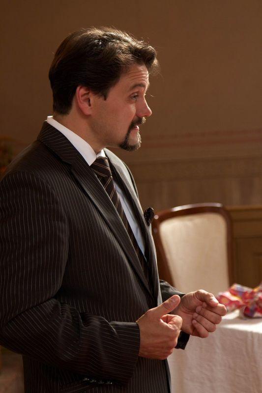 Beispiel: Bei der Arbeit, Foto: Ihr Hochzeitsredner - Gregor Andre.