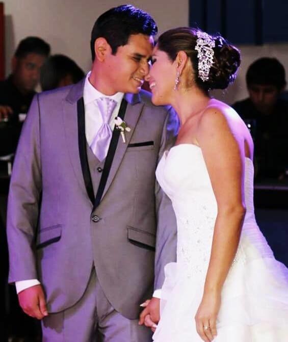Giovanna y Luis