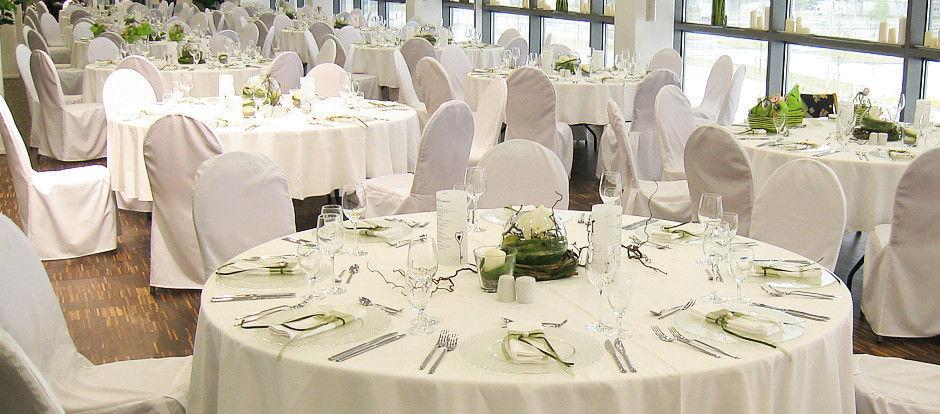 Beispiel: Stilvoll Hochzeit feiern, Foto: Stiftl Catering und Events.