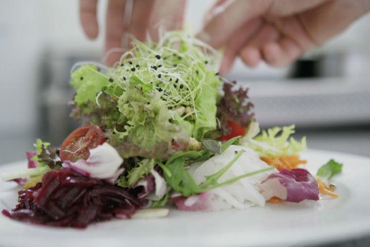 Beispiel: Leckere Gerichte, Foto: Hotel Heiden.