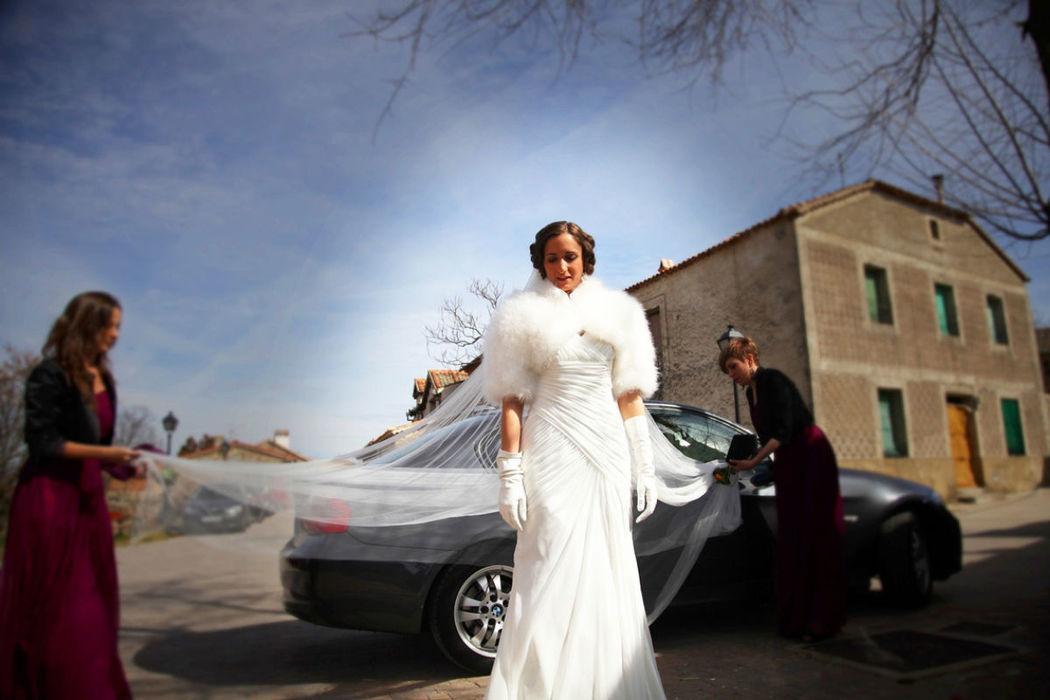 Una boda con mucho encanto en un entorno muy especial