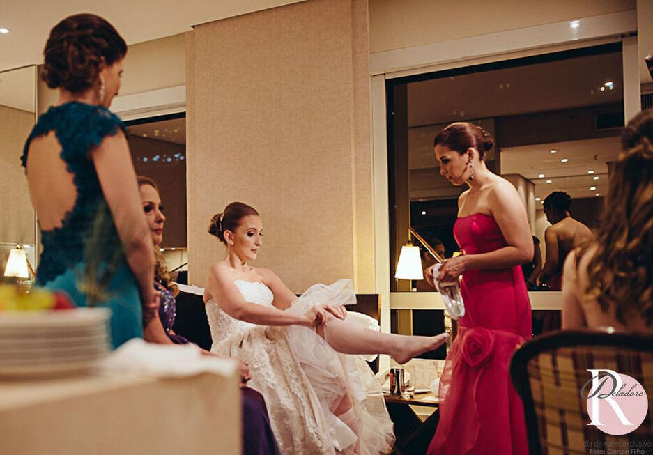 Noiva: Renata Beleza: Dia da Noiva Exclusivo por Ro Deladore Foto: Gerson Filho