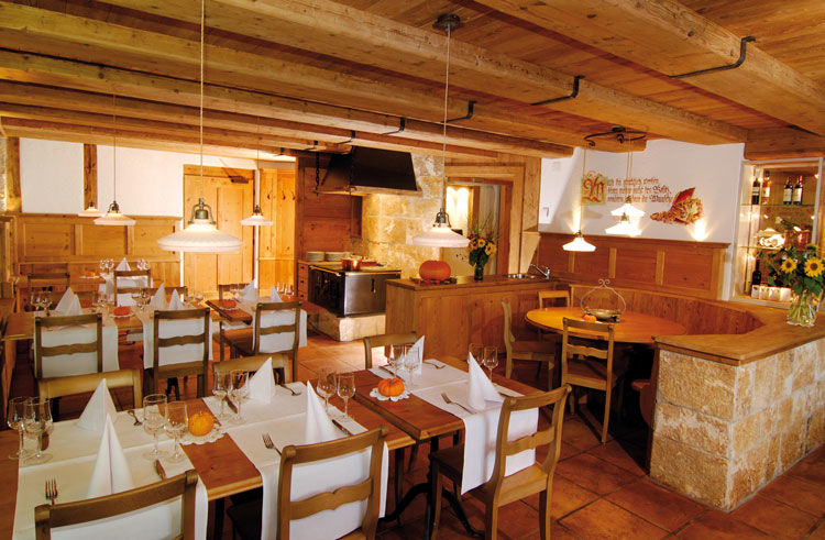 Beispiel: Eindruck von den Räumlichkeiten, Foto: Landgasthof zu den Drei Sternen.