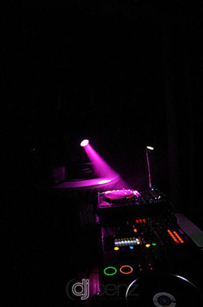 Beispiel: DJ Equipment, Foto: DJ Benz.