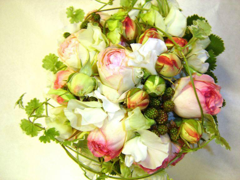 Beispiel: Sträuße für die Braut mit Stil, Foto: Florastyle.