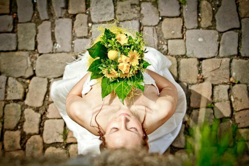 Beispiel: Detail- und Portraitfotografie, Foto: Ralf Dombrowski Wedding Photographer.