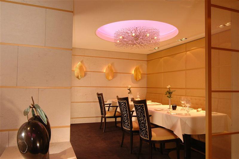 Beispiel: Restaurant, Foto: Kaiserhof Münster.
