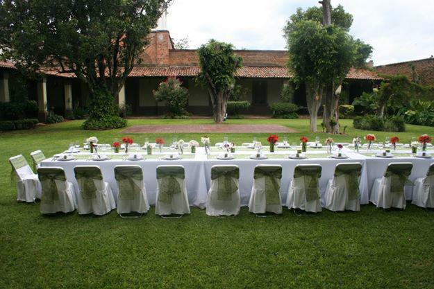 Hacienda de Huaxtla en Jalisco.