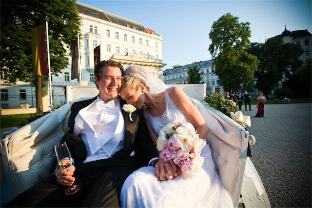 Foto: Hochzeit Wien Salzburg