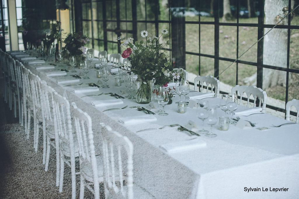 Manoir de La Mare Côtes d'Armor mariage champêtre Orangerie 22