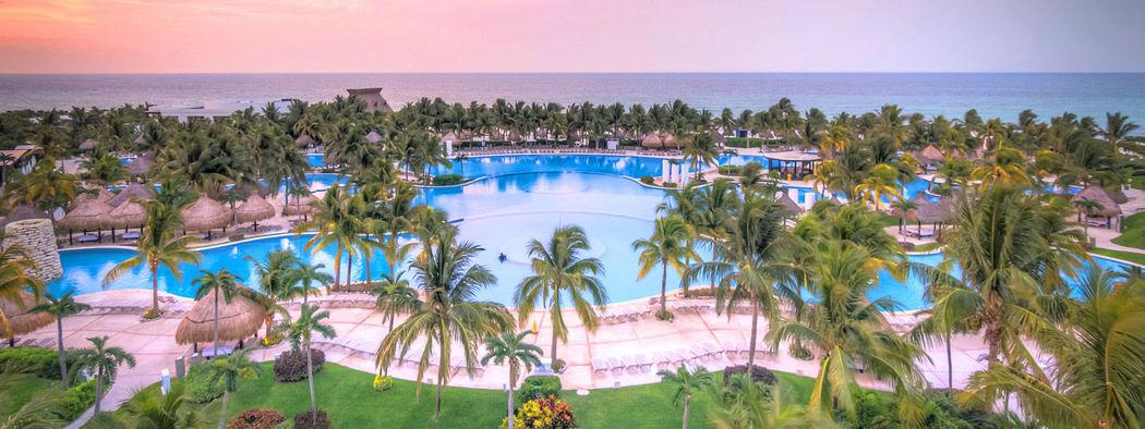 Mayan Palace Riviera Maya para que celebres tu boda a lo grande