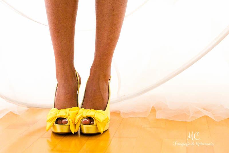 Sposa scarpe