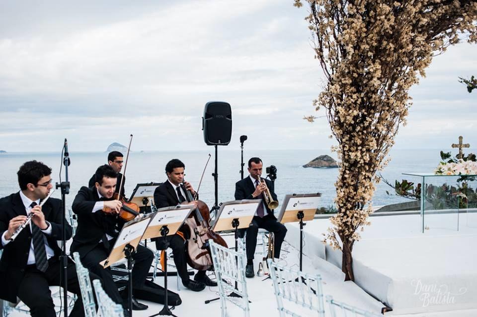 Cássio Vieira Coral e Orquestra. Foto: Dani Batista
