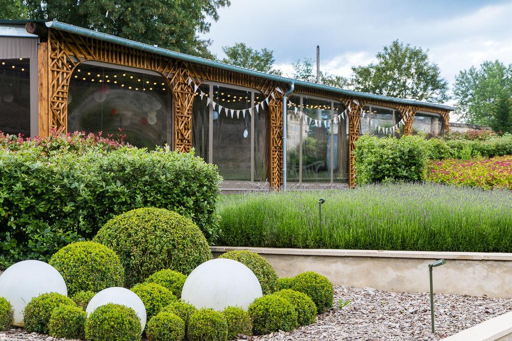L'Orangerie : 144m²