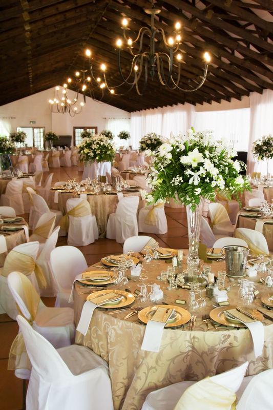 Banquete en lugares exclusivos