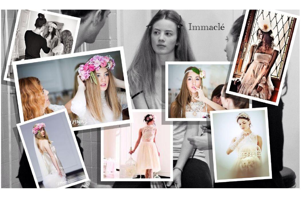 Desfile de novias - Inmaclè