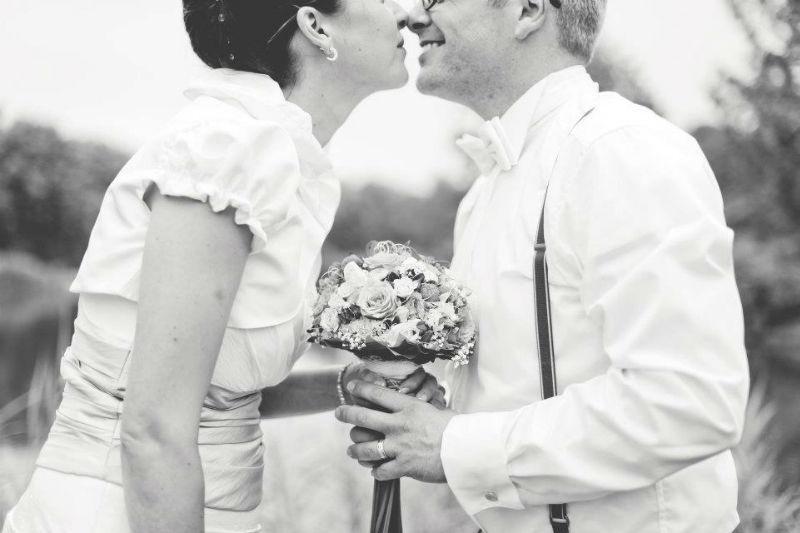 Beispiel: Individuelle Hochzeitsfotos, Foto: Almut Buchwitz Fotografie.