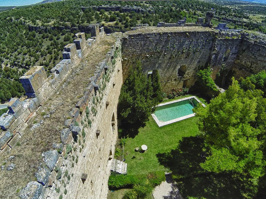 El Castillo de Pedraza www.elcastillodepedraza.es