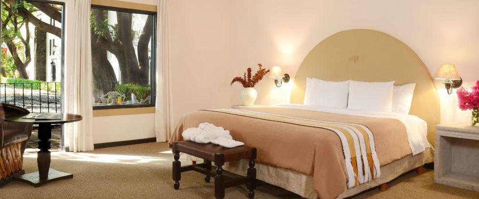 Hotel para bodas - Foto Las Brisas Querétaro