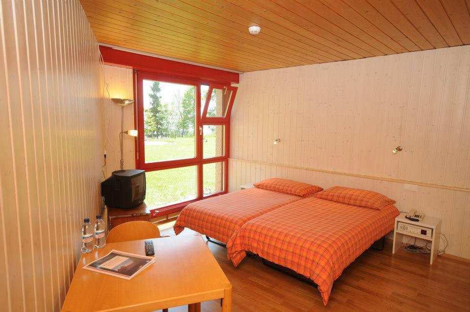 Beispiel: Hotelzimmer, Foto: Hotel Twannberg.