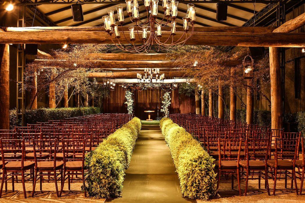 Gioia Decoração Casamento no Espaço Gardens  2