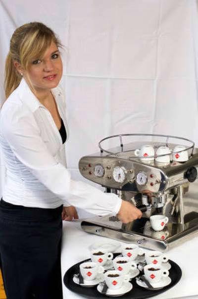 Beispiel: Kaffee-Spezialitäten, Foto: Best Catering.com.
