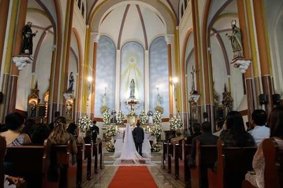 Casamento Thaieny e Cláudio.