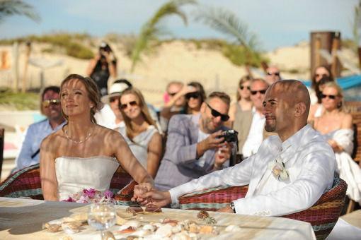 Beispiel: Hochzeit am Strand, Foto: Frank Matthée.Wh!te.