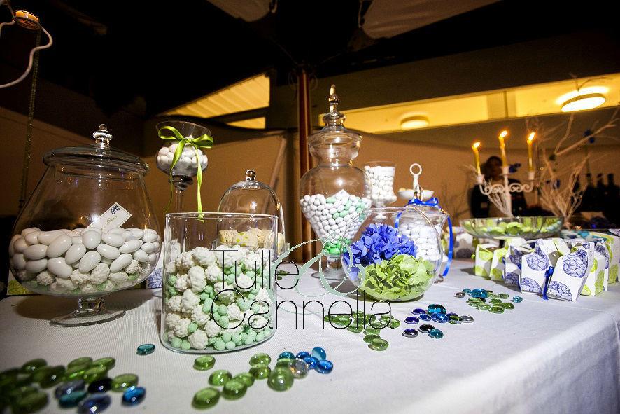 Matrimonio Napoli Sweet Table Confettata Dolci Macaron