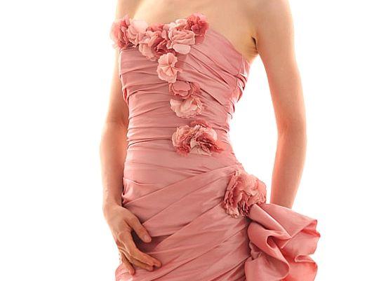 Beispiel: Abendkleid Colors 13, Foto: Loreley - Dresses for the Moment.