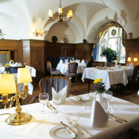 Beispiel: Ritterstube, Foto: Hotel Zum Ritter St. Georg.