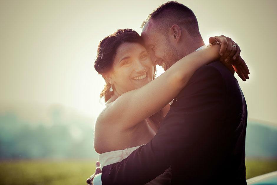 Beispiel: Portrait des Brautpaares, Foto: 0816 Pictures.